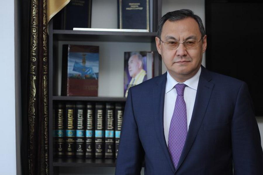Ахылбек Куришбаев избран депутатом сената – предварительные итоги