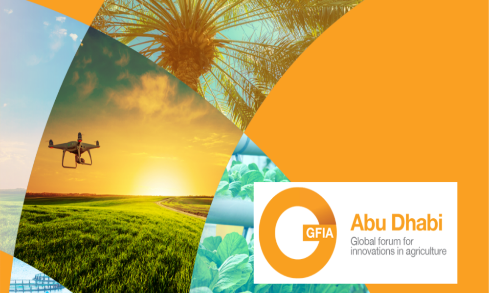 Global Forum for Innovations in Agriculture (GFIA) 2020